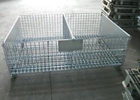 同诺加大非标仓储笼定制服务
