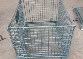 折叠式仓储笼如何判断质量