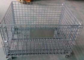 如何分辨折叠式仓储笼的质量好坏