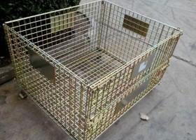 常州仓储笼,折叠式仓储笼