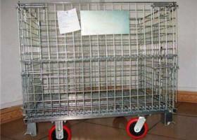 移动仓储笼制作工艺有哪些?