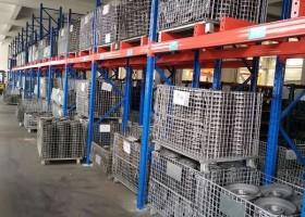 无锡仓储笼厂家提供:无锡仓储笼使用案例赏析