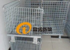 杭州仓储笼,折叠式仓储笼,蝴蝶笼