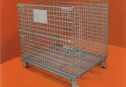 折叠式仓储笼,常规折叠式仓储笼价格多少钱