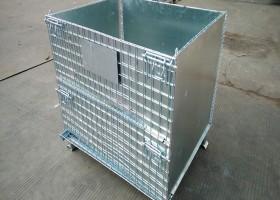 蚌埠仓储笼,车间物流周转仓储笼